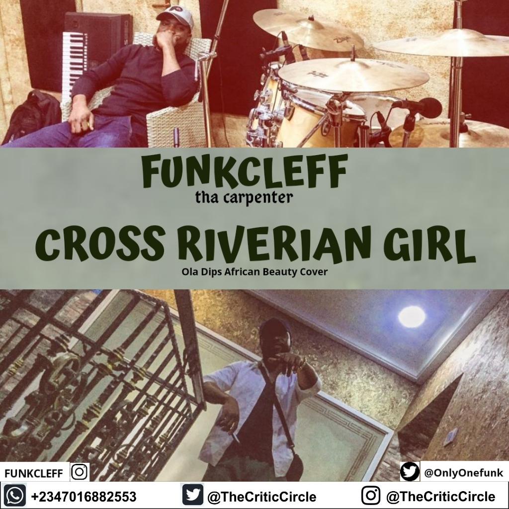 Pop: Funkcleff - Cross Riverian Girl (Download Mp3) African Beauty Cover