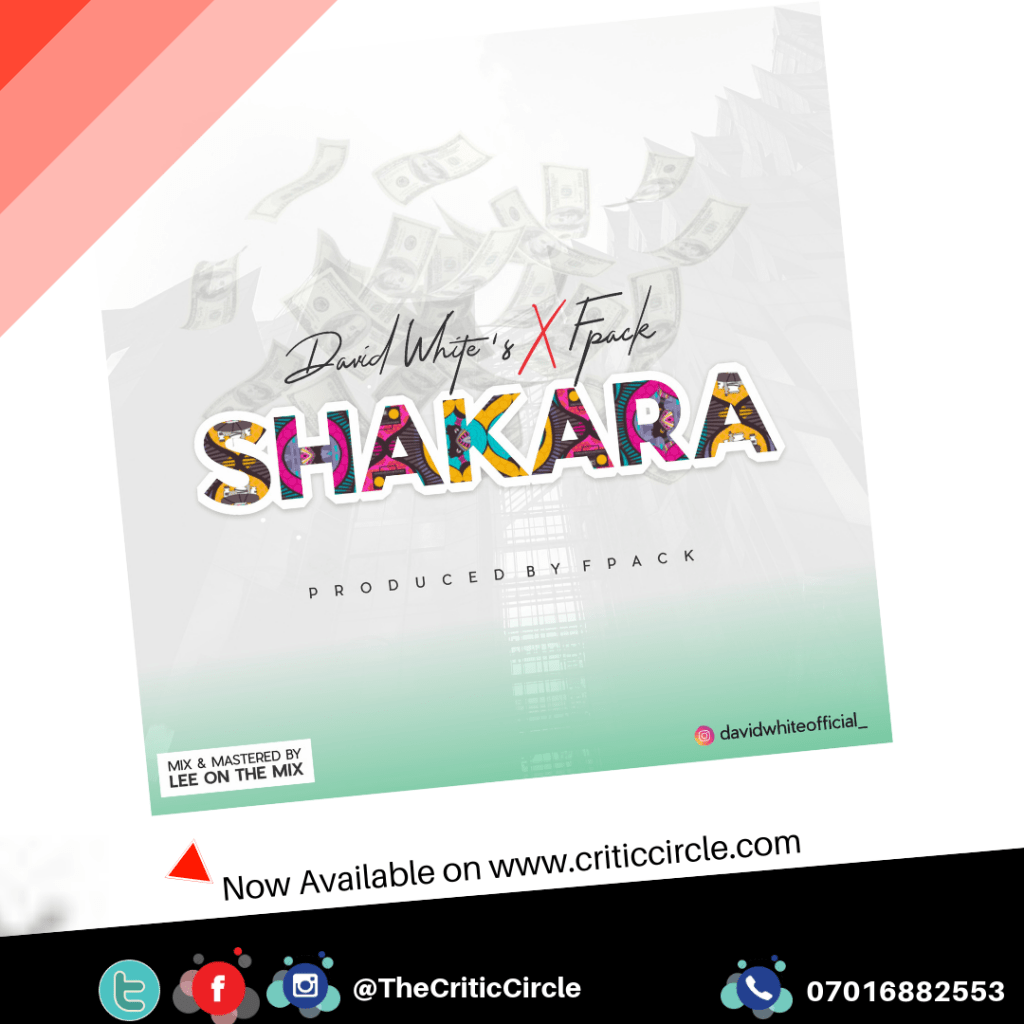 Afro Fusion: David White Feat Fpack - Shakara (Download Mp3)
