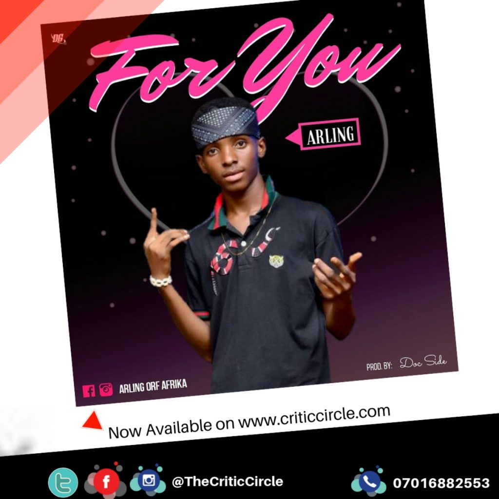 Pop: Arling - For You (Download Mp3)