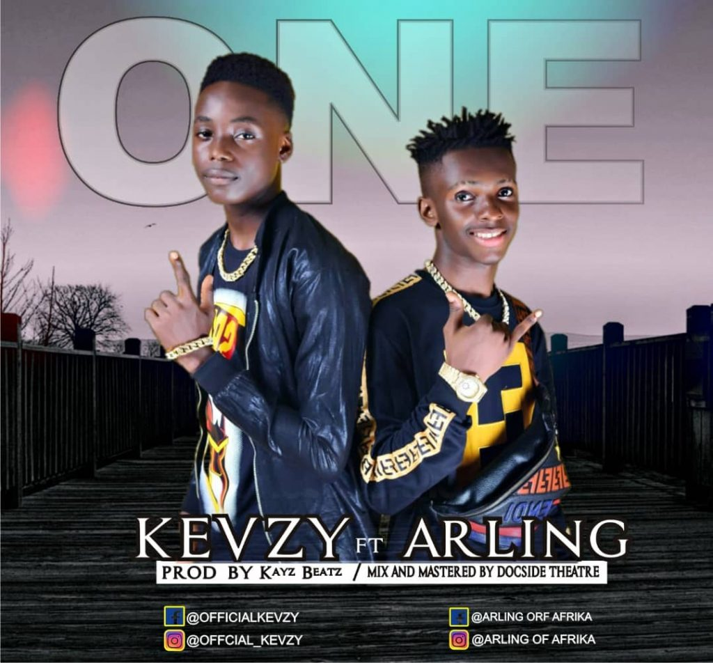 Afro Pop: Kevzy feat Arling - One (Download Mp3) - CriticCircle