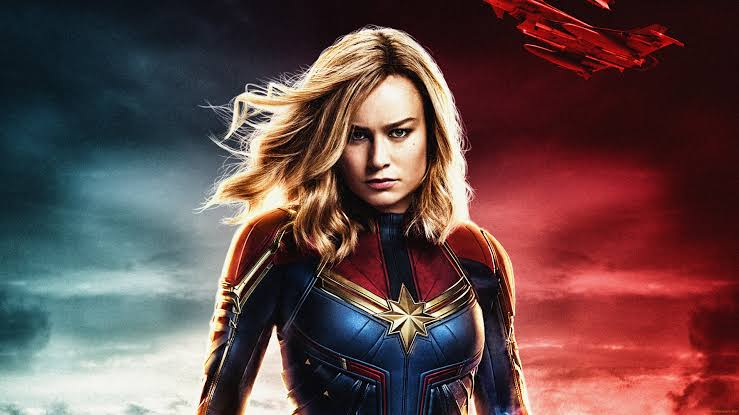 Captain Marvel (2019) [NEW HD-TS] Download Mp4