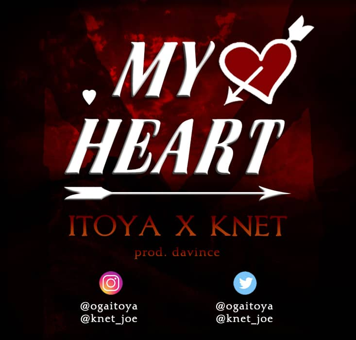 Itoya feat Knet - My Heart [Download Mp3