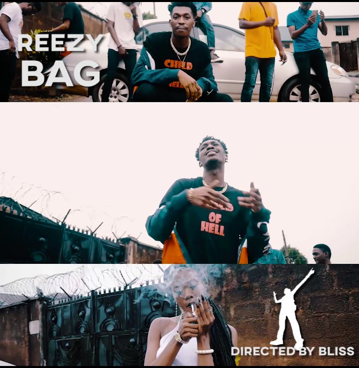 Hip Hop: Reezy - Bag [Directed by Bliss & Wonders -HD Video]