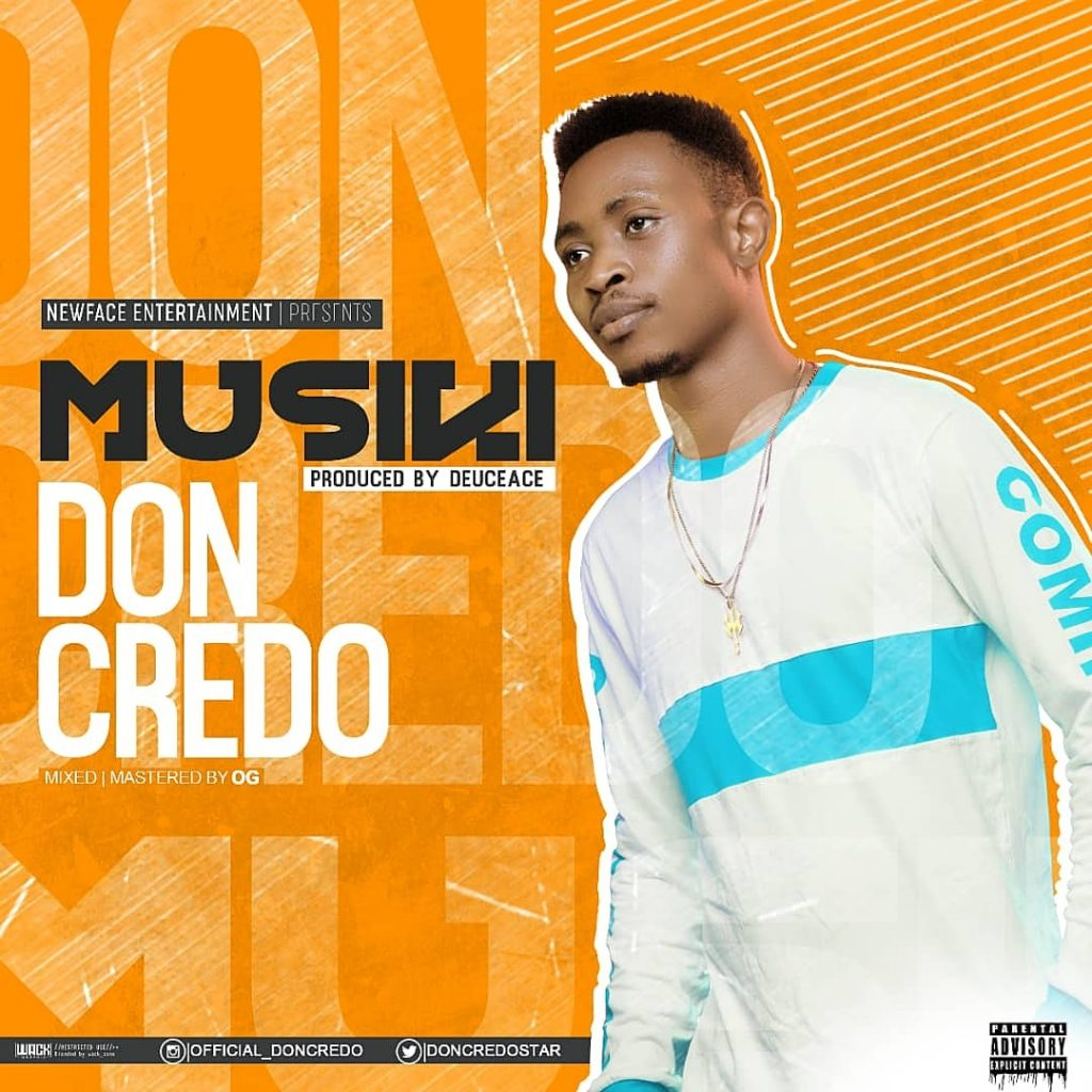 Pop: Don Credo - Musiki [Download Mp3]