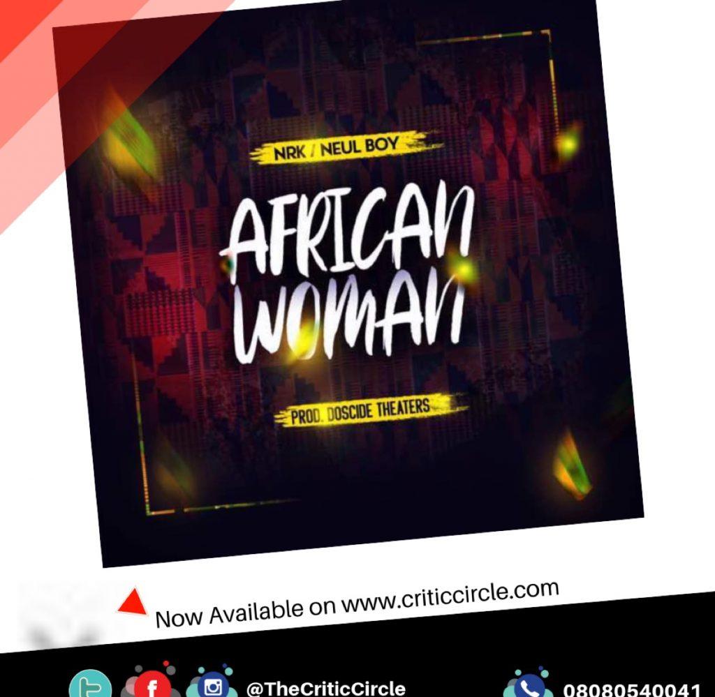 NRK - African Woman