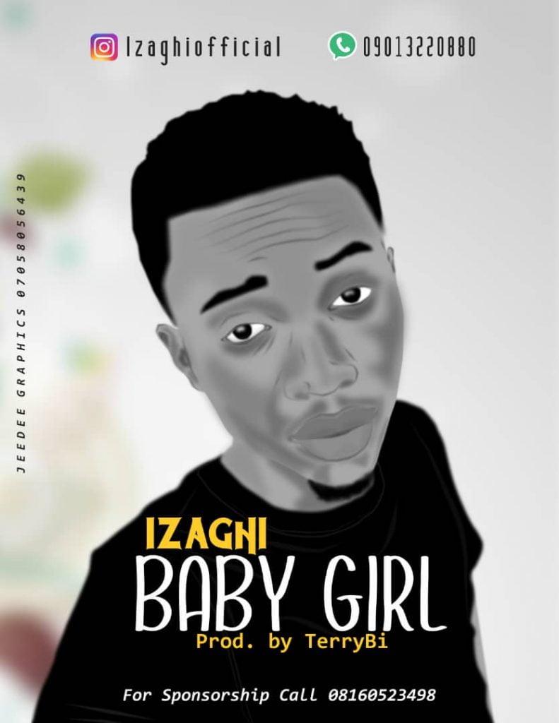 Izaghi - baby girl