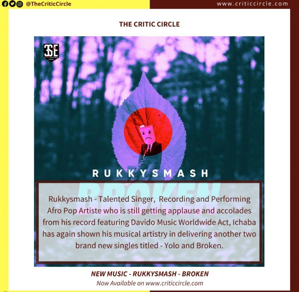 Rukkysmash - Broken (Critic Circle
