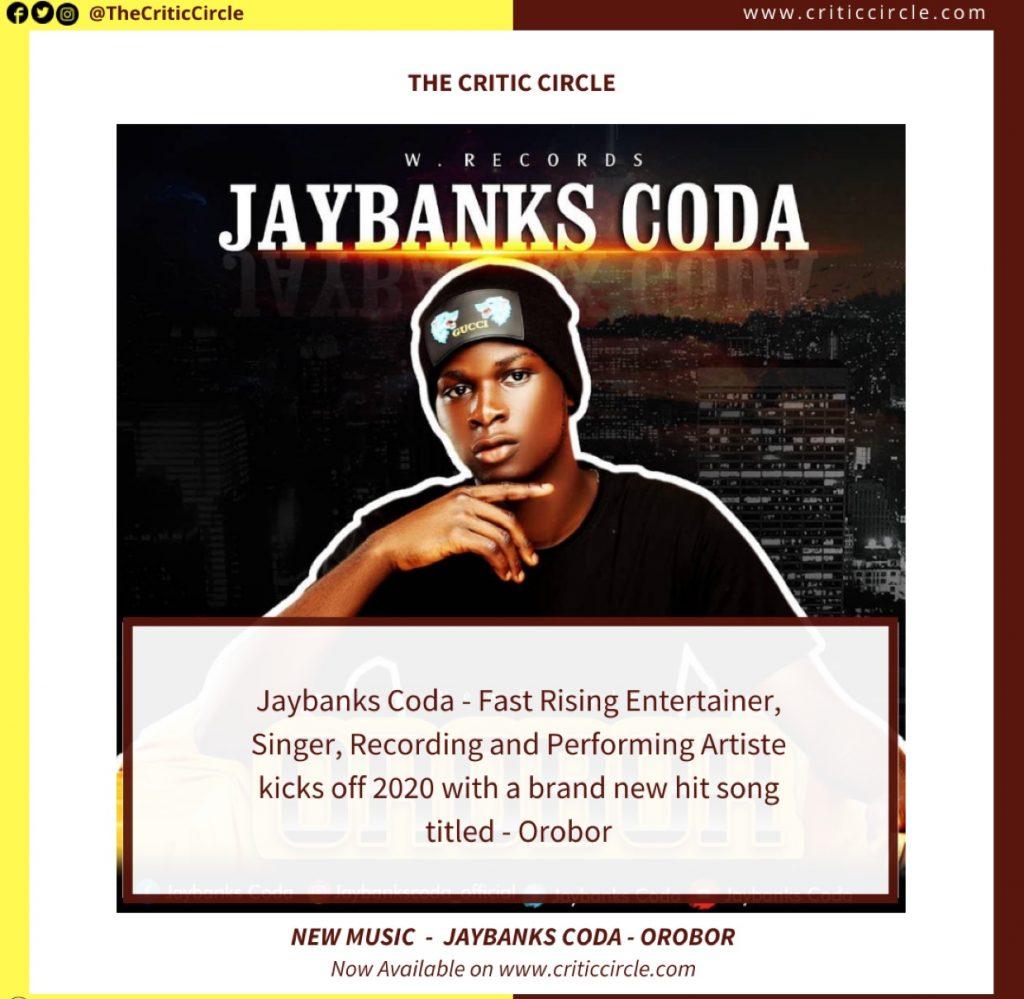 Jaybanks Coda - Orobor