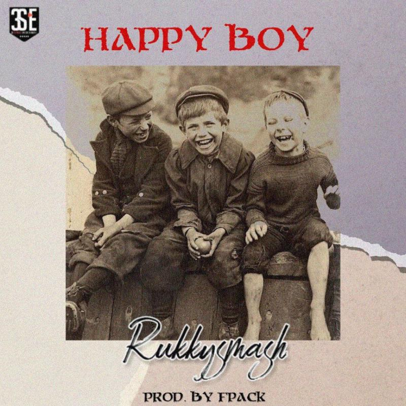 Rukkysmash - Happy Boy