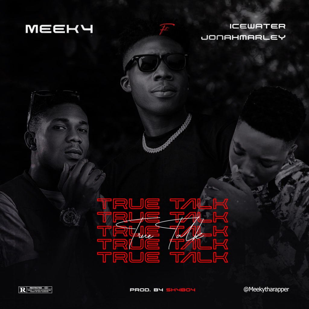 Street Pop:  Meeky Feat jonahmarley, icewater - True Talk [Download Mp3]