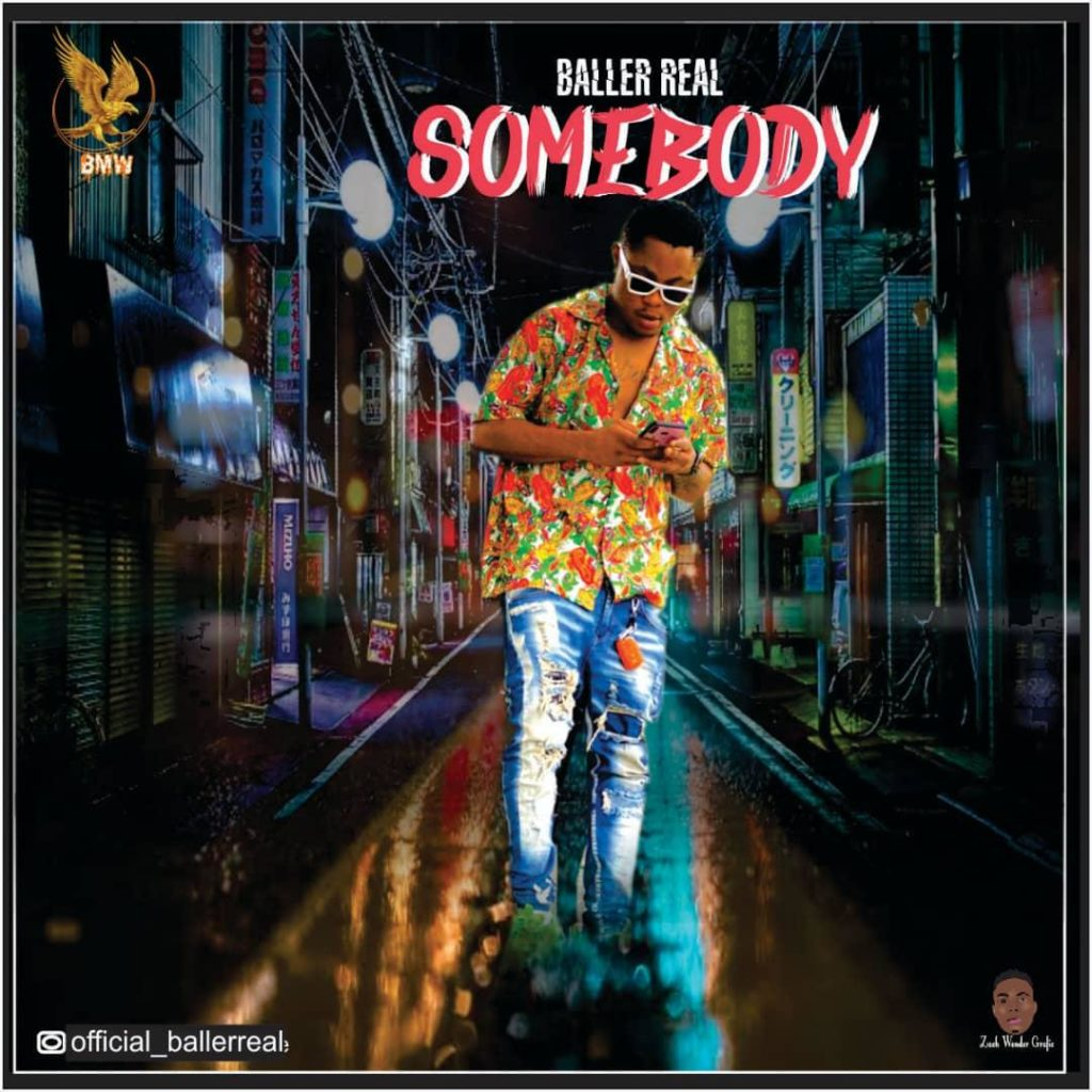 Street Pop: Baller Real  - Somebody [Download Mp3]