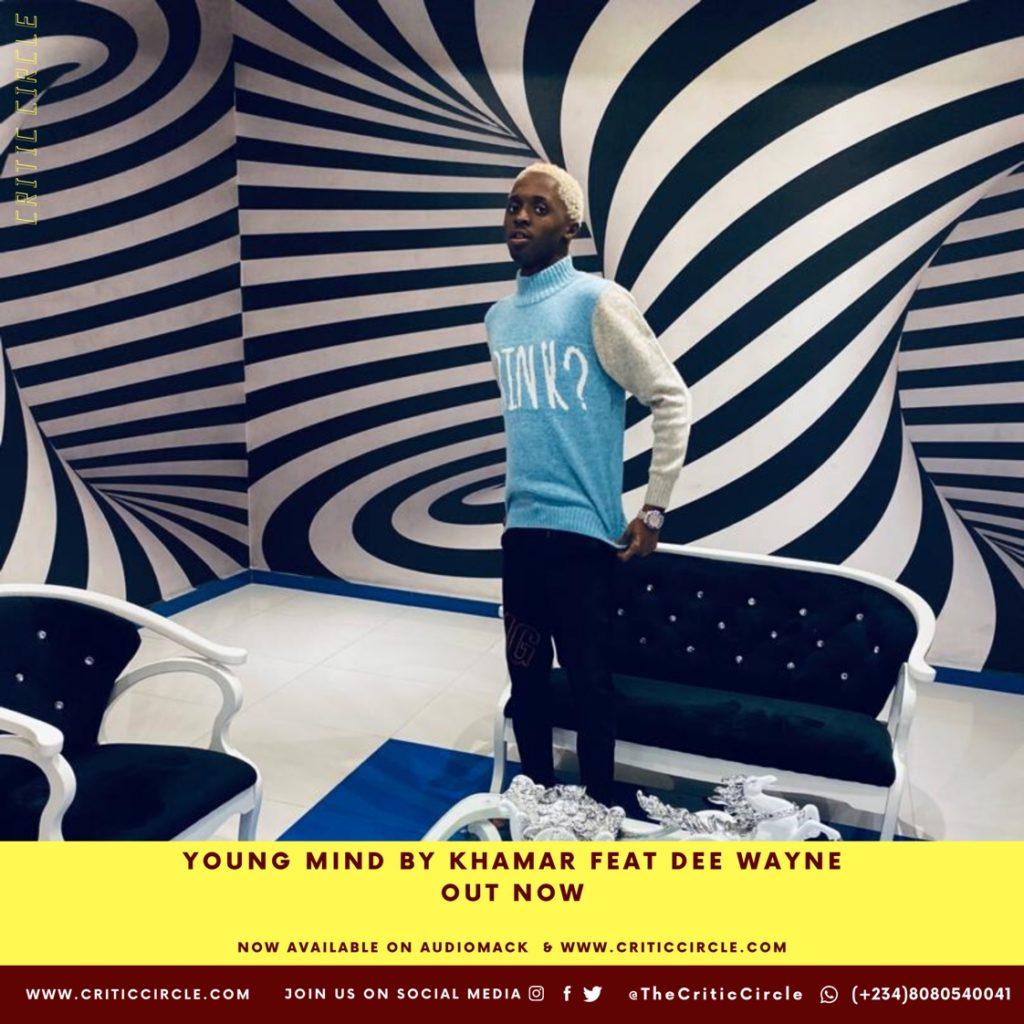 Khamar feat Dee Wayne - Young Minds [Download Mp3]