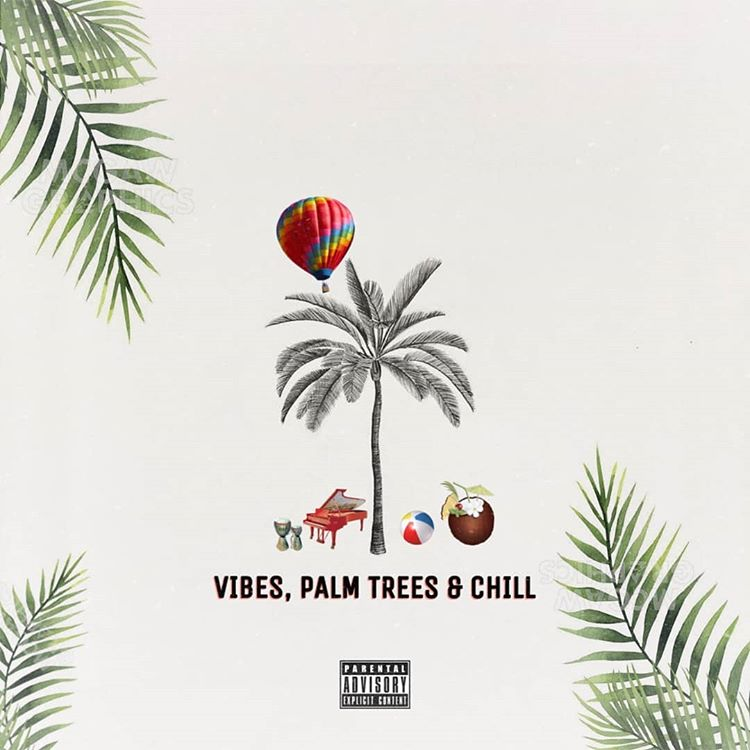 Vidarr - Vibes, Palm Trees & Chill