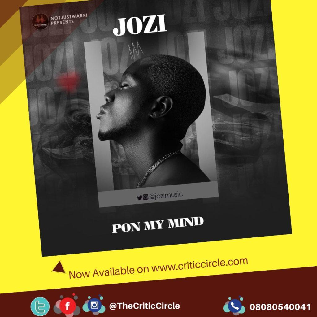 Jozi - Pon My Amun's Critic Circle