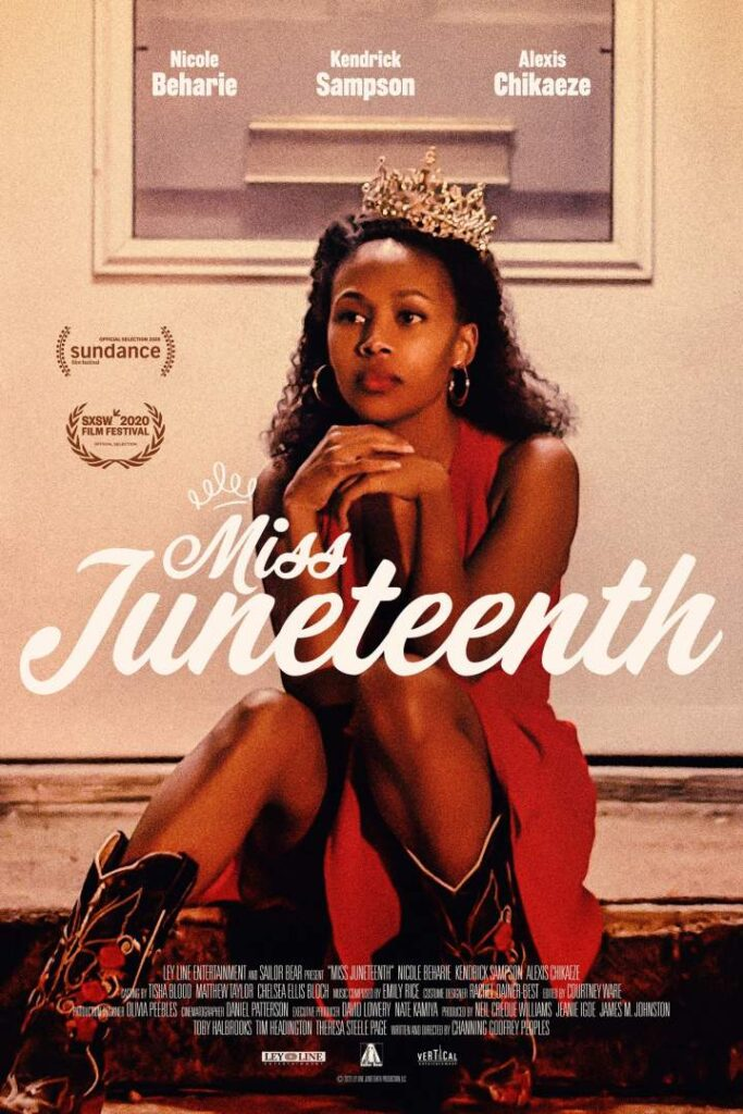 Movie: Miss Juneteenth (2020)