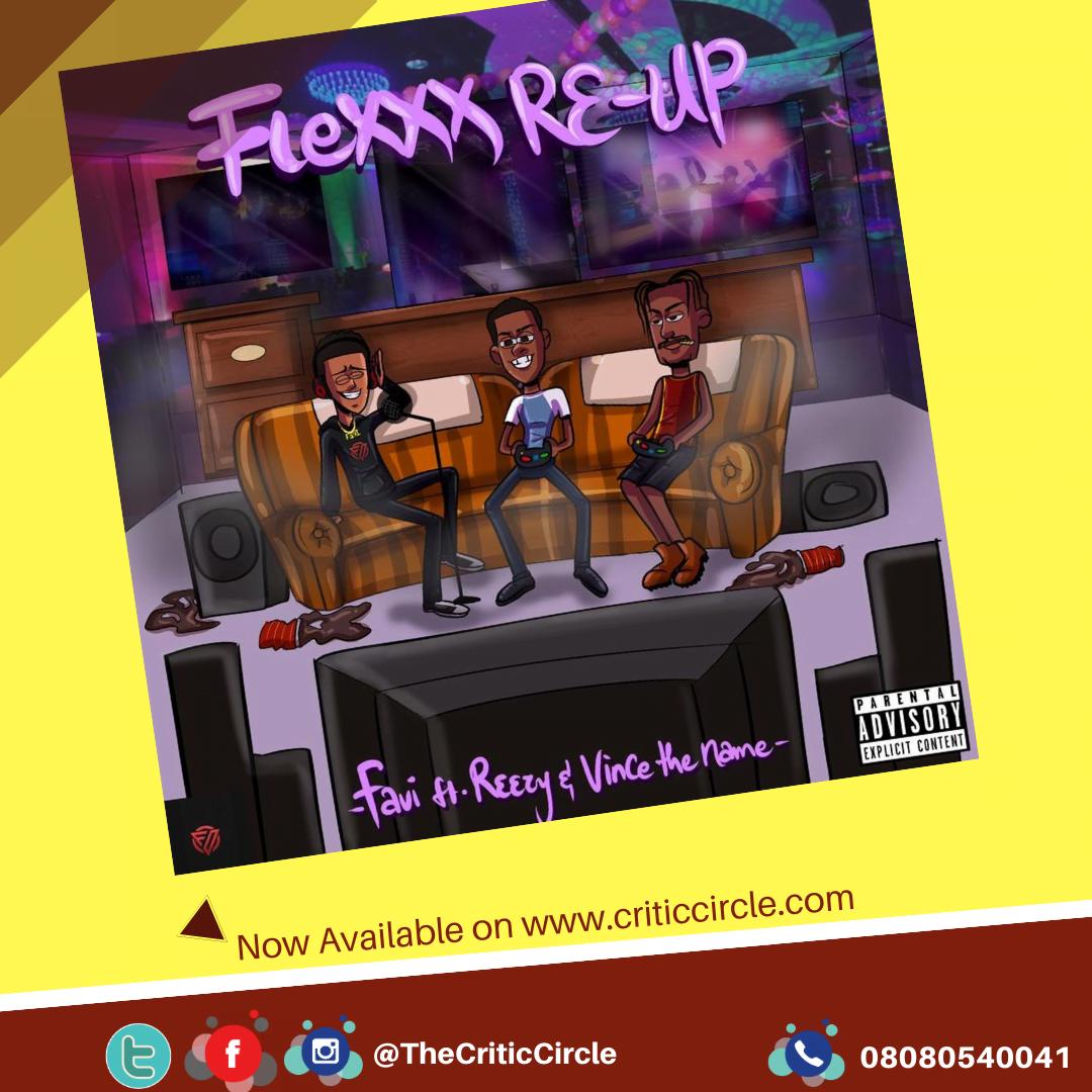 Favi - Flexxx Re Up  [Download Mp3]