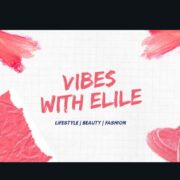 VIBES WITH ELILE
