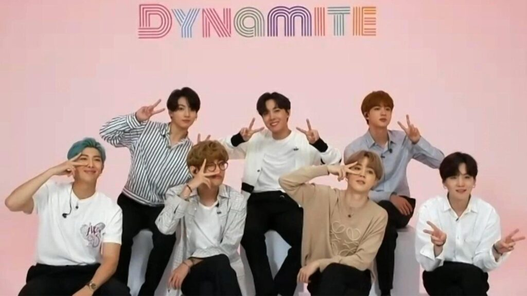BTS - Dynamite [Download Mp3]
