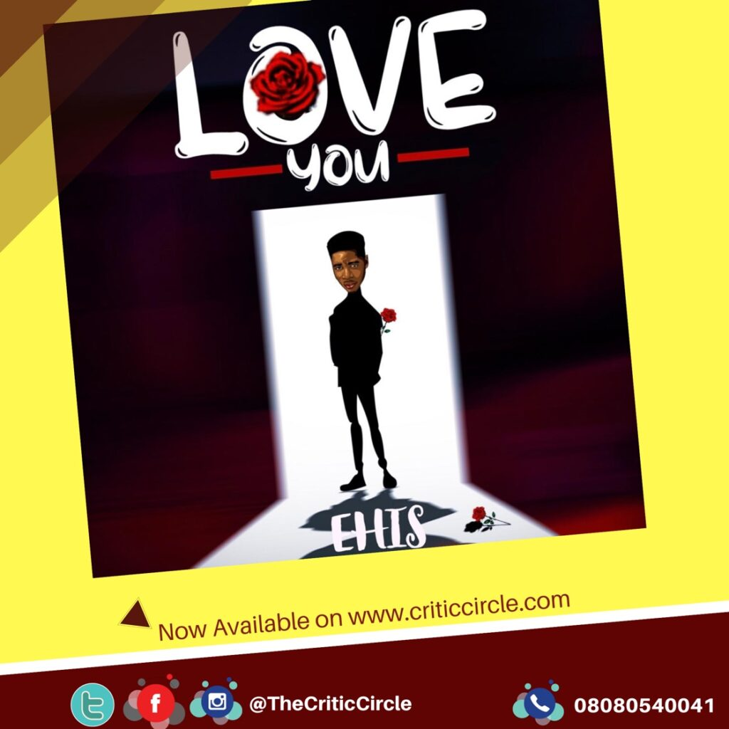Afro Pop: Ehis - Love You [Download Mp3]