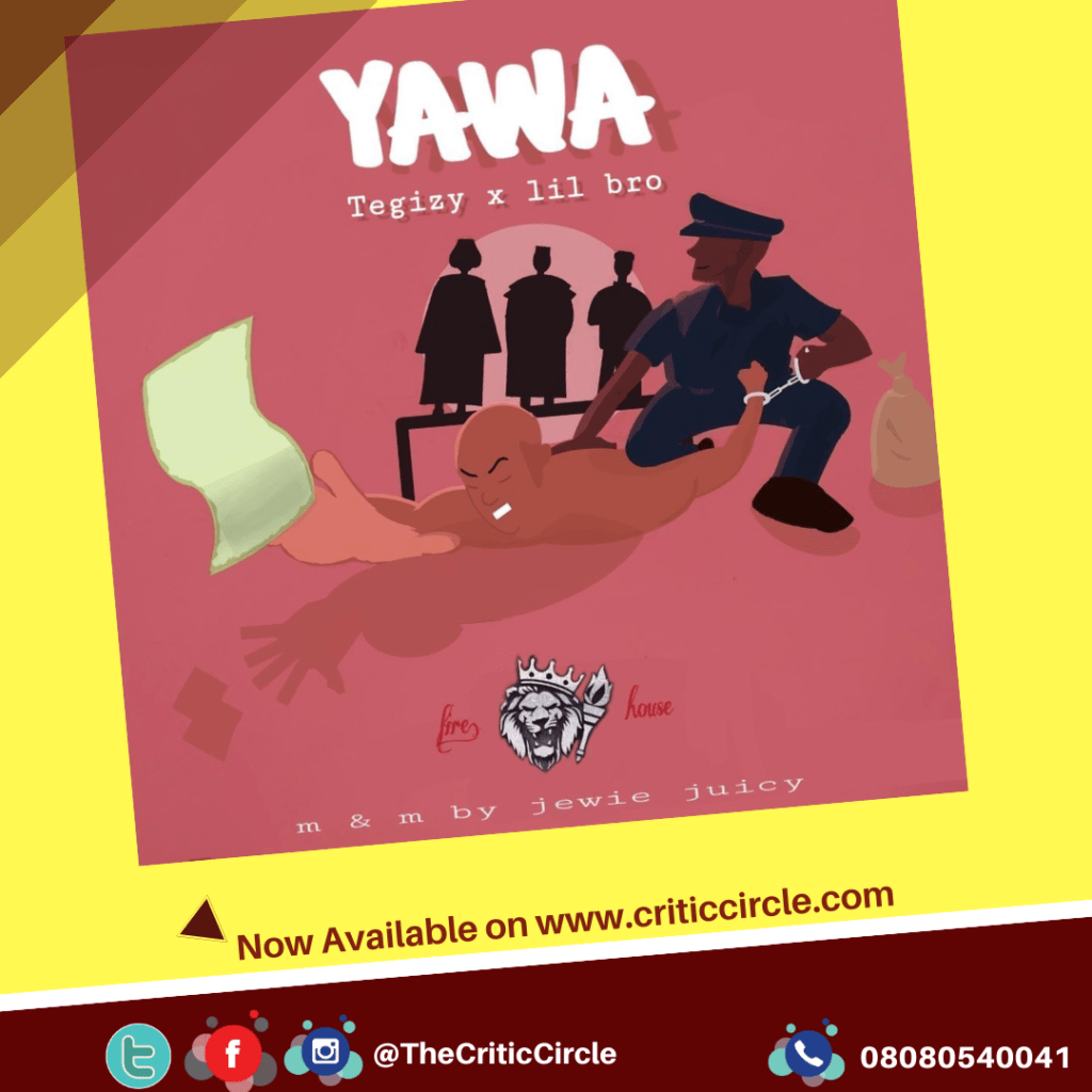 Pop: Tegizy feat Lil Bro - Yawa [Download Mp3]