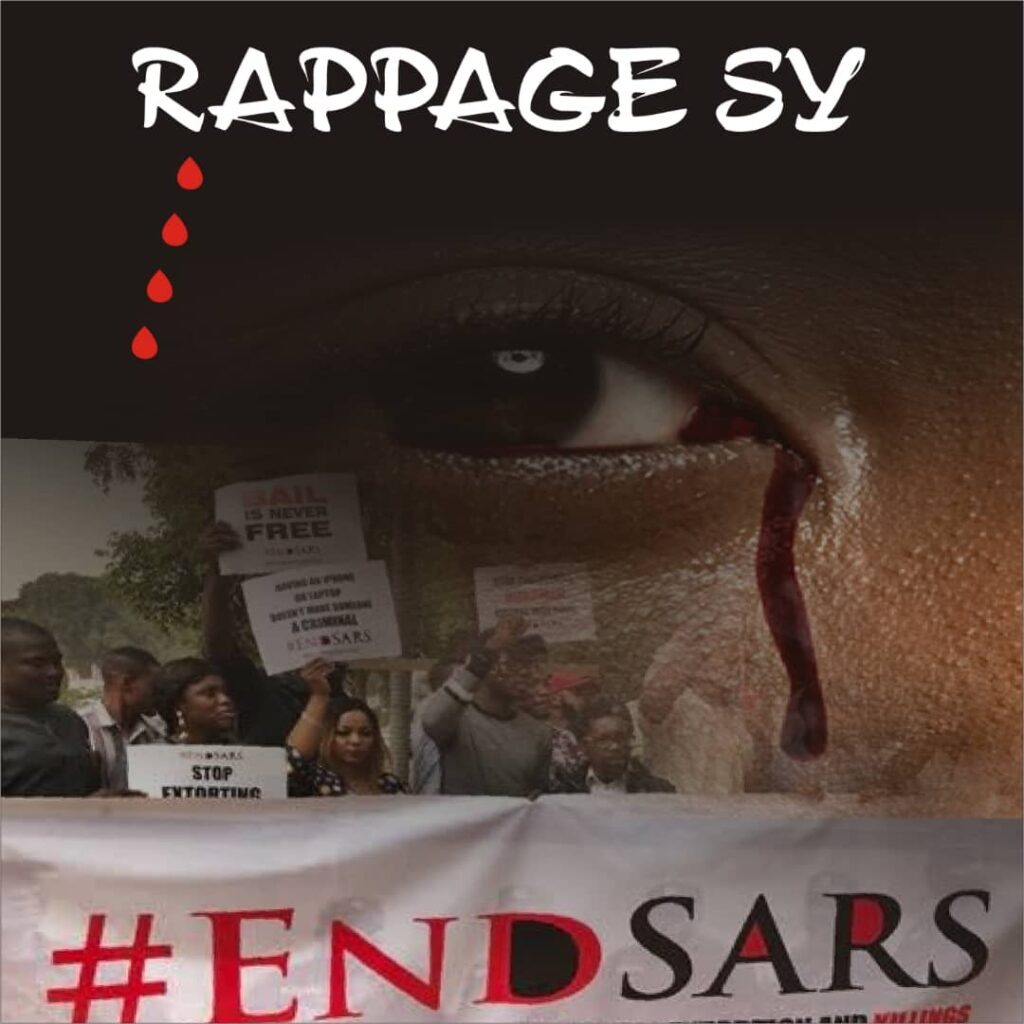 Hiphop: RaPPaGe SY - END SARS [Download Mp3]