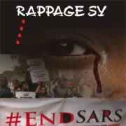 Hiphop: RaPPaGe SY Lays His Voice In Struggle To END SARS [Download Mp3]
