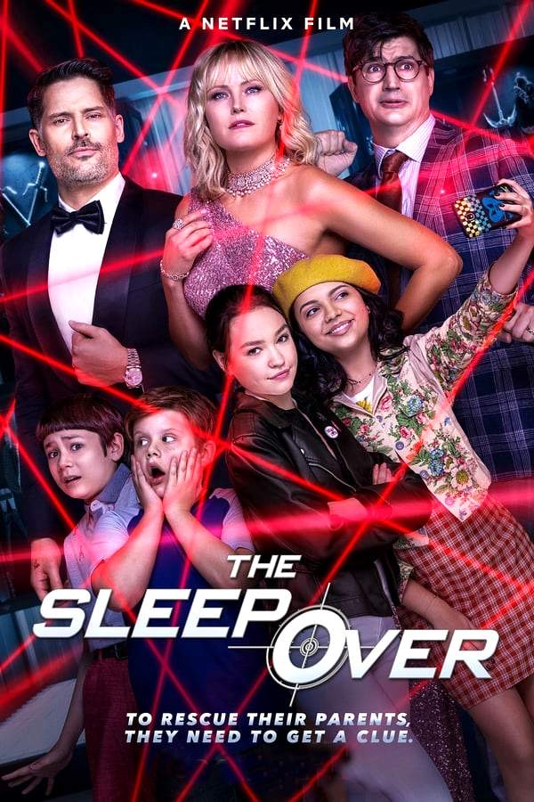 Action: The Sleepover (2020) [Download Full Movie]