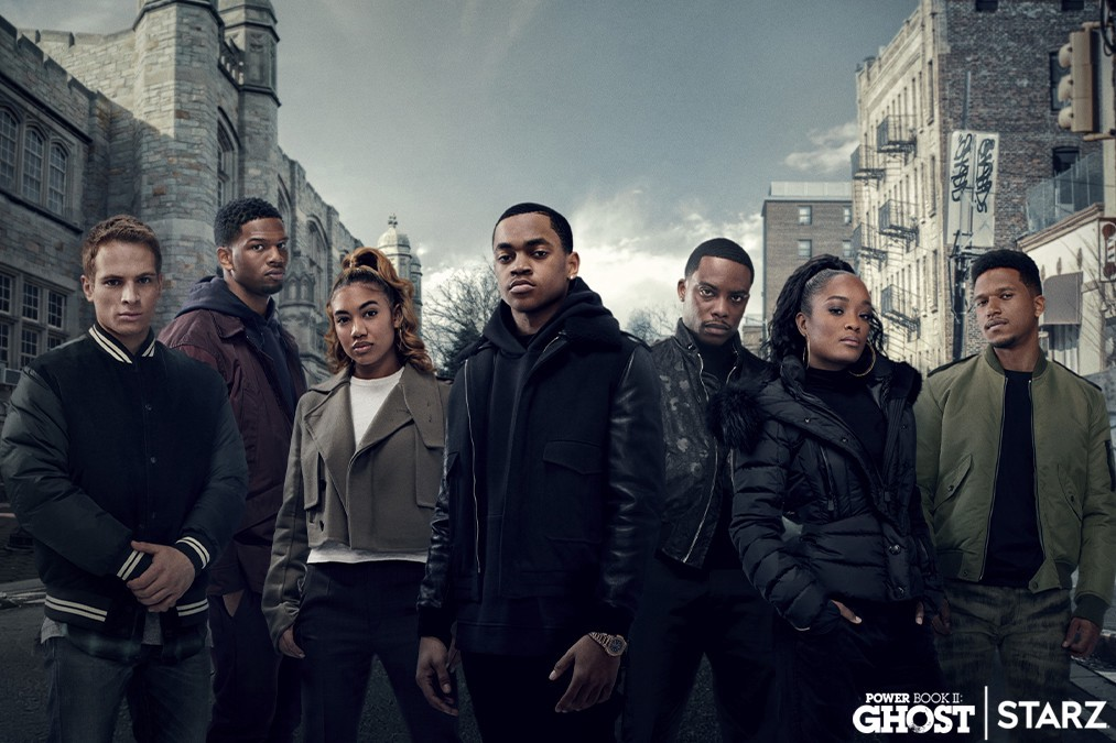 Power Book II: Ghost Season 1 Episode 8 (S01E08) – Family First
