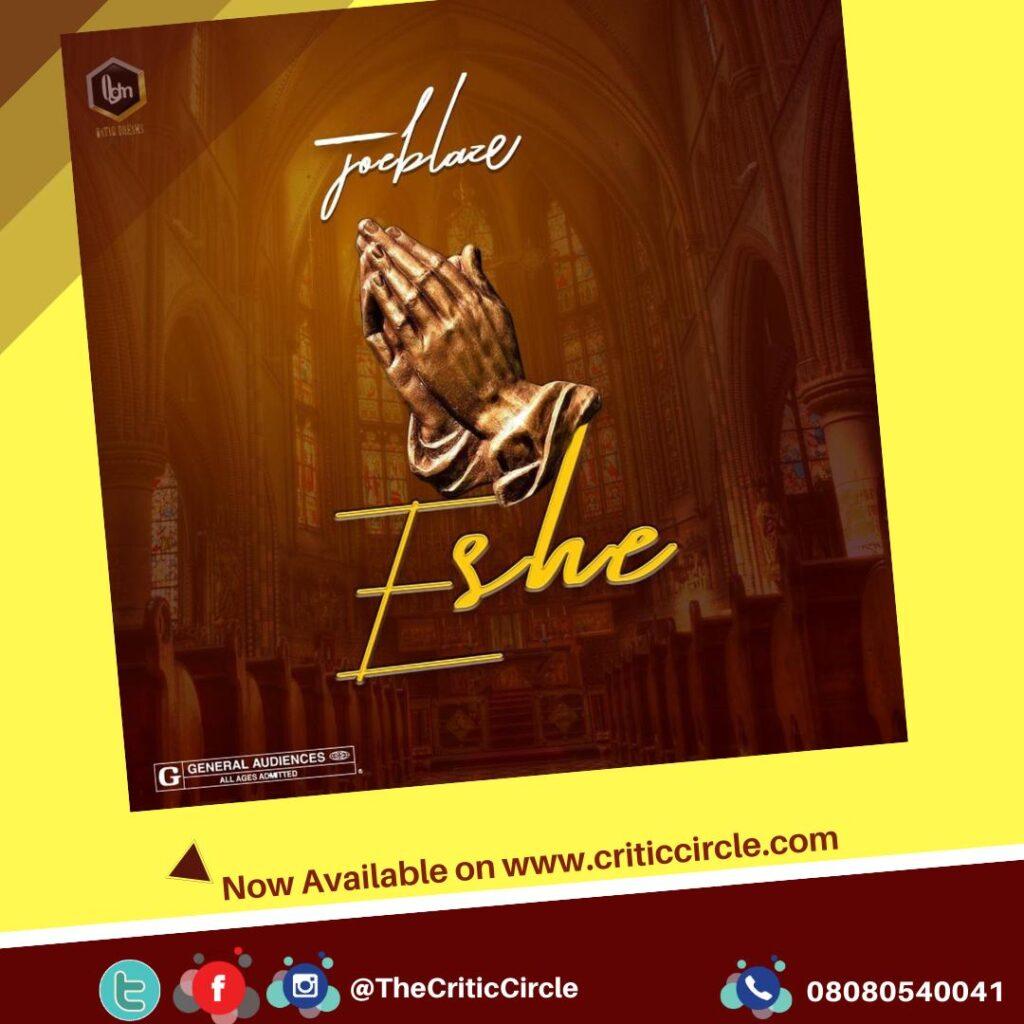 Pop: Joeblaze - Eshe [Download Mp3]