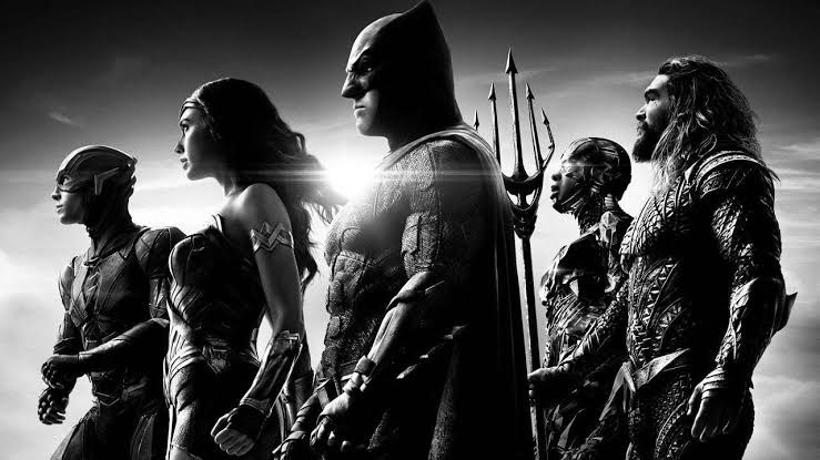 JUSTICE LEAGUE - The Snyder Cut (2021) [Download Full Movie]