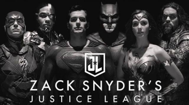 JUSTICE LEAGUE - The Snyder Cut (2021)