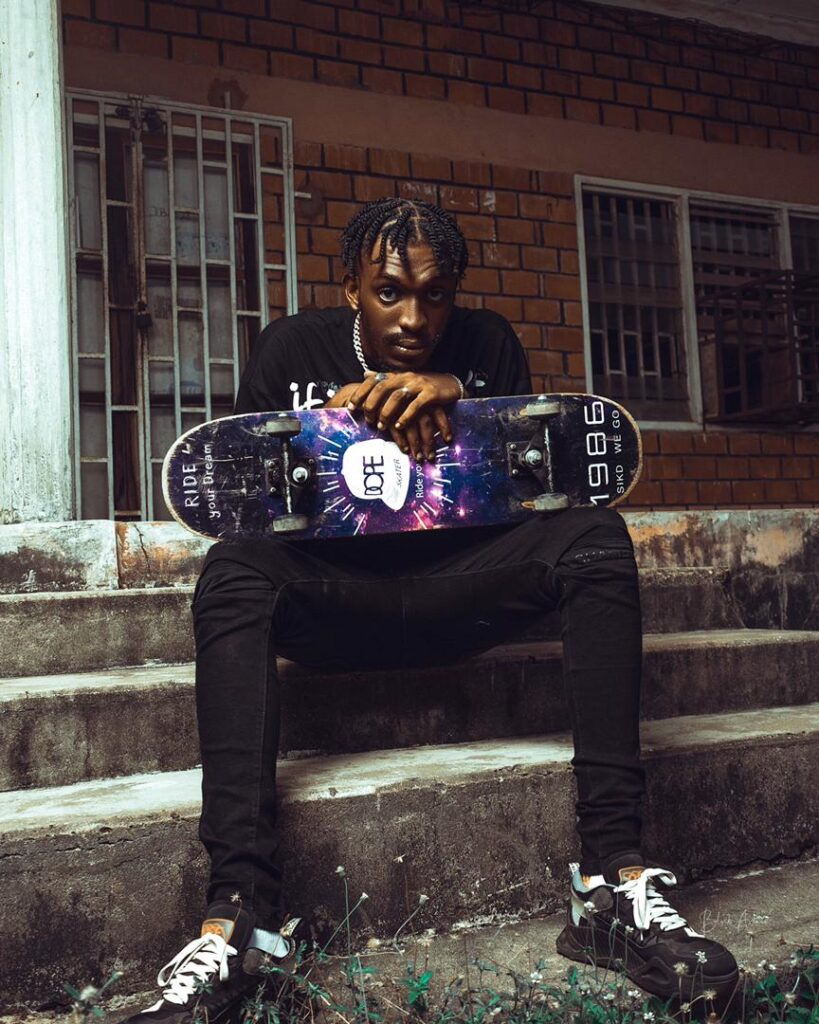 Hip Hop Artiste, Reezy's Most Anticipated EP, GOD Close In On Release Day Earlier Than Schedule [See Details]